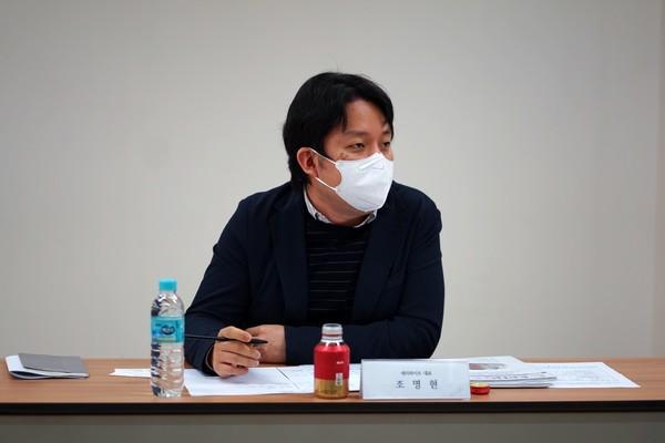조명현 세미파이브 대표